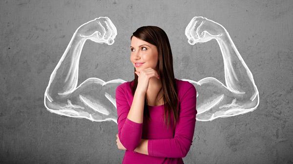 como ser uma mulher poderosa